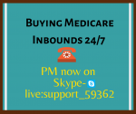 Buying medicare inbounds 24_7 Pm now on Skype- skype id.png